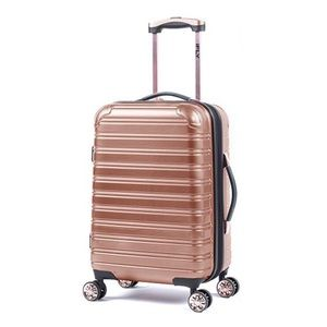 iFly Rose Gold Carry-On Suitcase